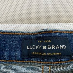 Lucky Brand Jeans - Lucky Brand  Men's 221 Straight Jean